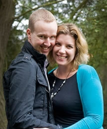 Jo and Dan Martin